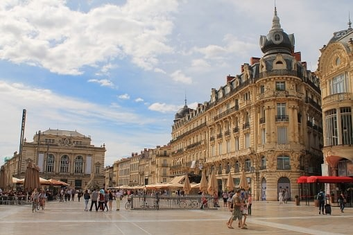 Déconfinement à Montpellier