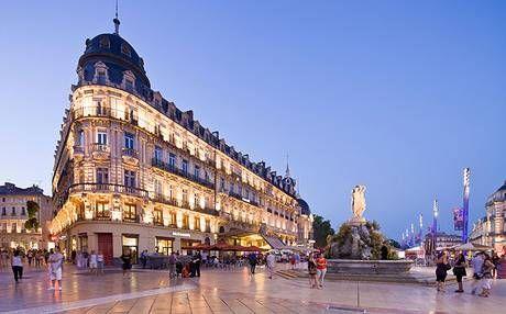 weelk end Montpellier